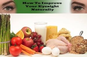 Foods that strengthen Eyesight
