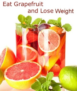 How does grapefruit help you lose weight?